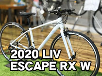 2020 Liv(GIANT) ESCAPE RX W(エスケープRX W)