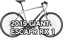 2019 GIANT(ジャイアント) ESCAPE RX1(エスケープRX1)