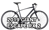 2019 GIANT(ジャイアント) ESCAPE RX2(エスケープRX2)