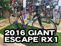 2016 GIANT(ジャイアント)・ESCAPE RX1 (エスケープRX1)